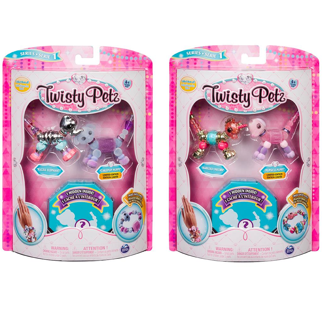 TWISTY PETZ 3 PACK