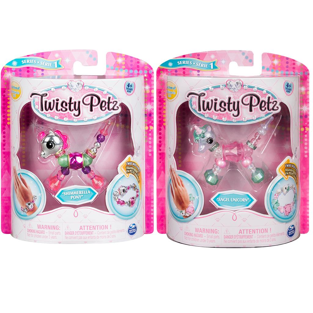 TWISTY PETS 1 PACK