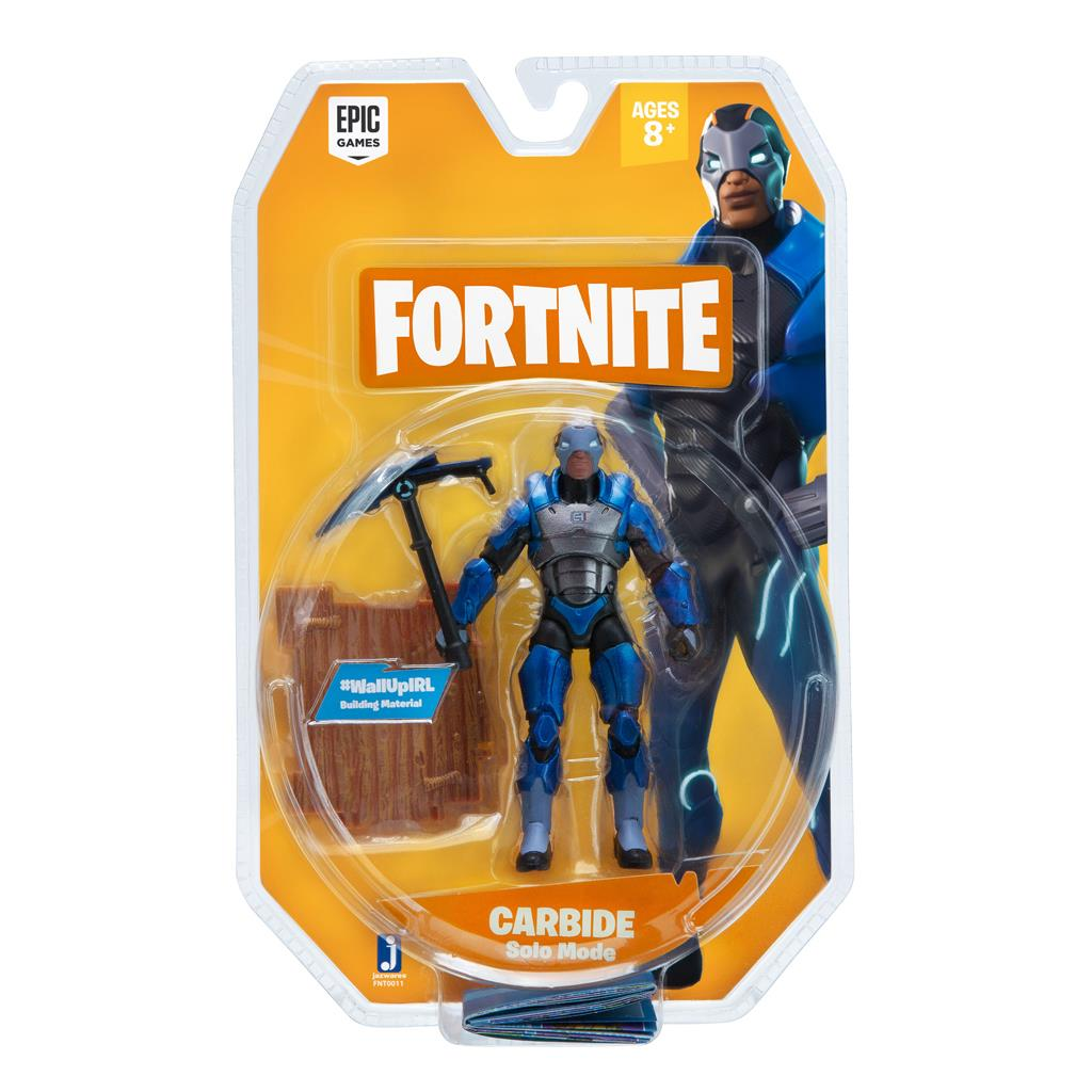 FORTNITE FIGUUR 10 CM CARBIDE