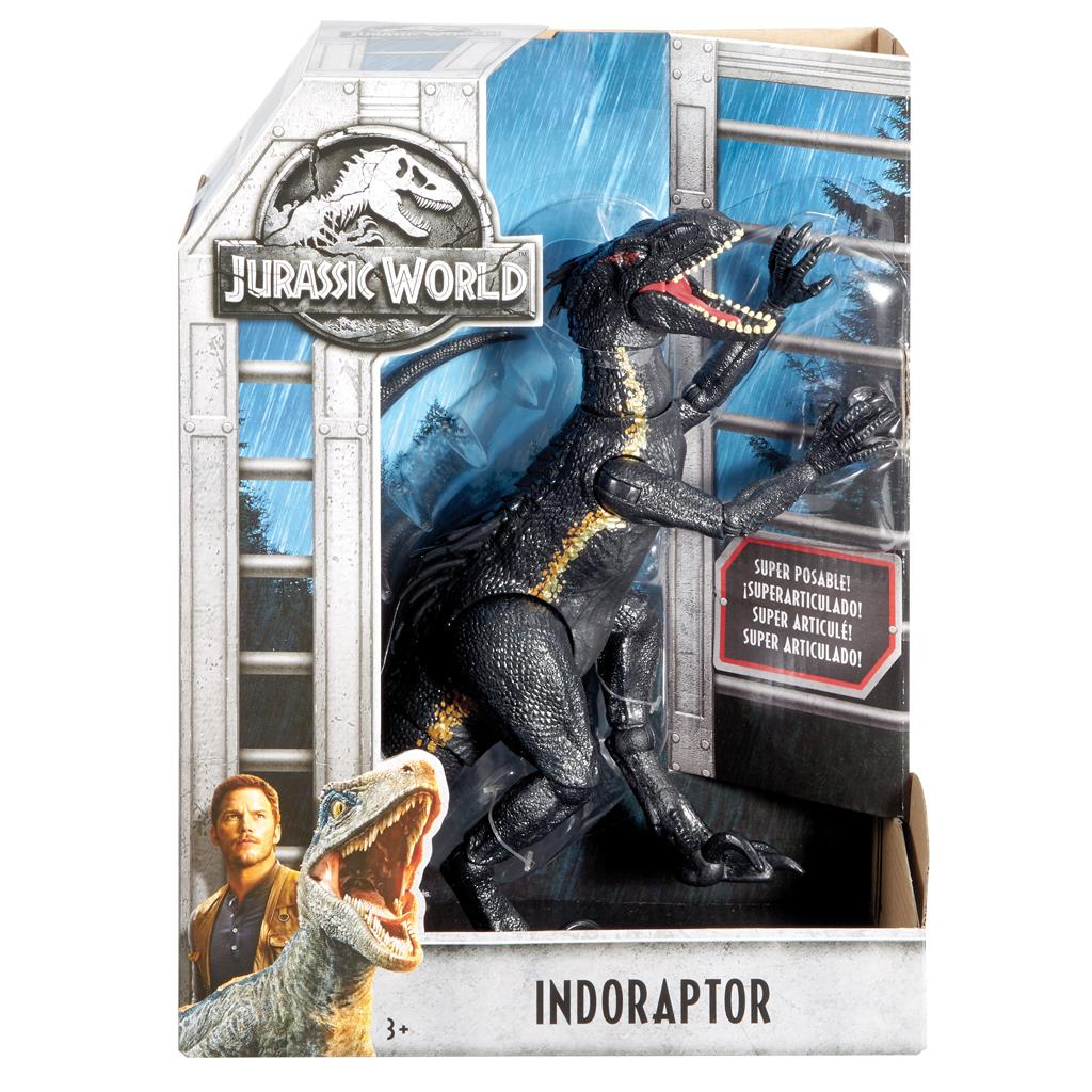 JURRASSIC WORLD VILLIAN DINO