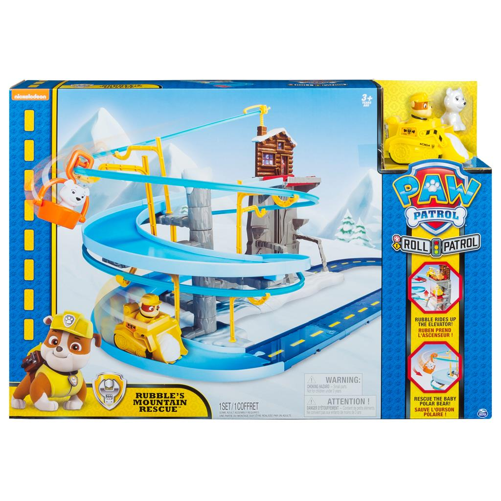 PAW PATROL RUBBLE\'S MOUNTAIN