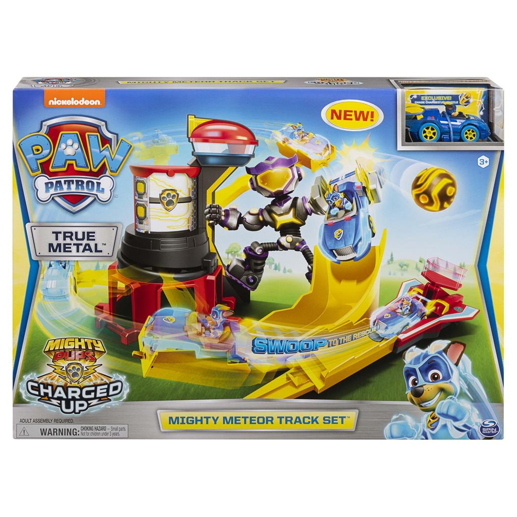 PAW PATROL TRUE METAL UITLOPEND