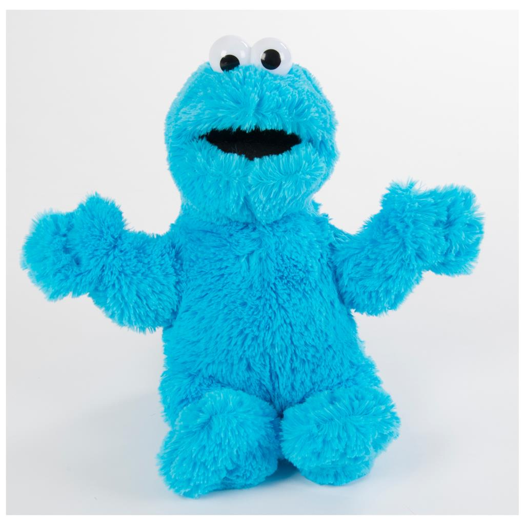 SESAM COOKIE MONSTER 38CM