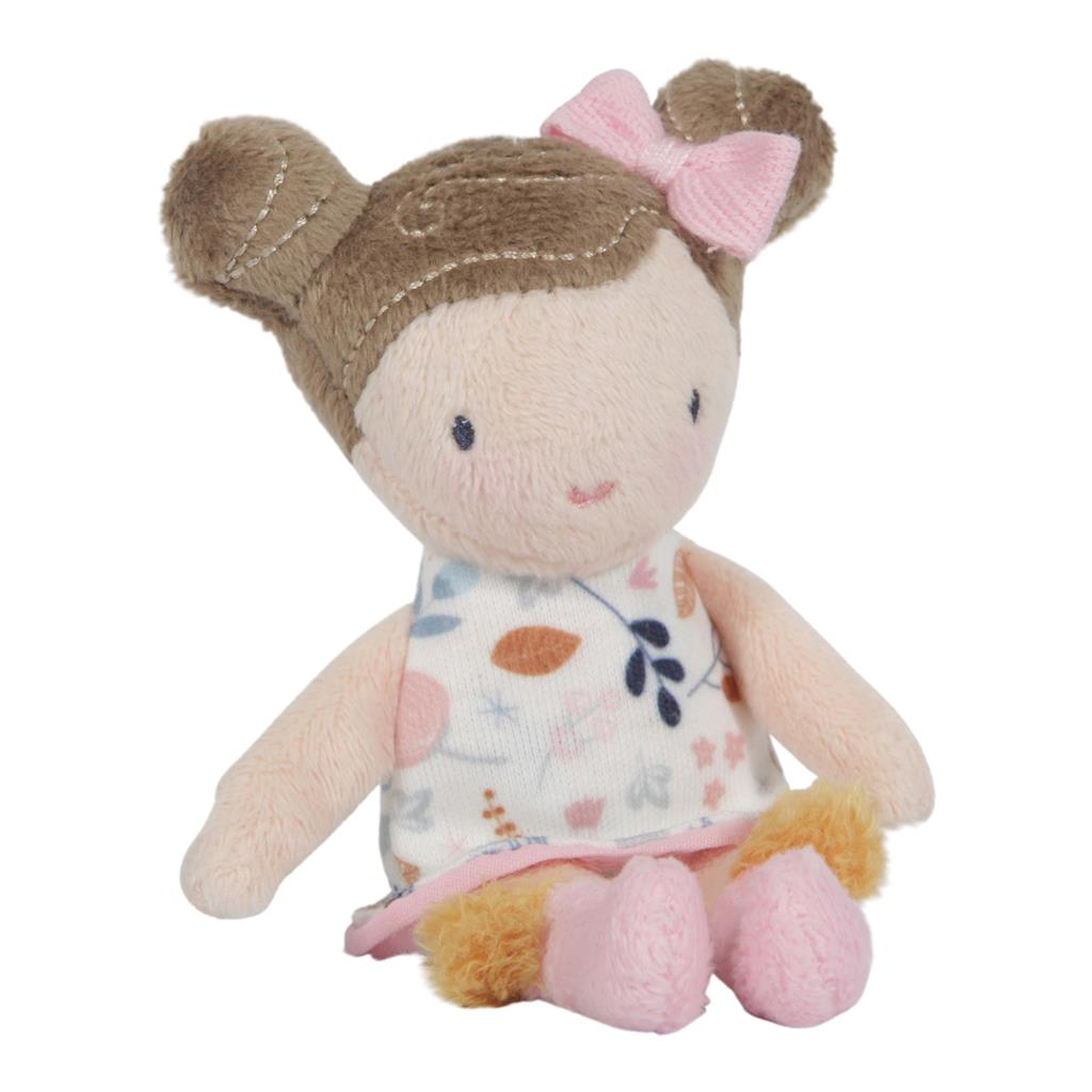 LITTLE DUTCH KNUFFEL ROSA 10 CM