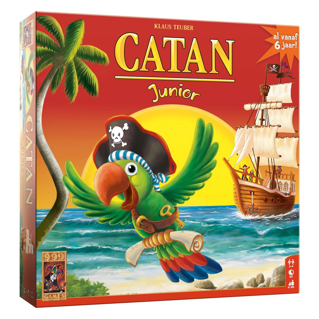 SPEL KOLONISTEN VAN CATAN JUNIOR