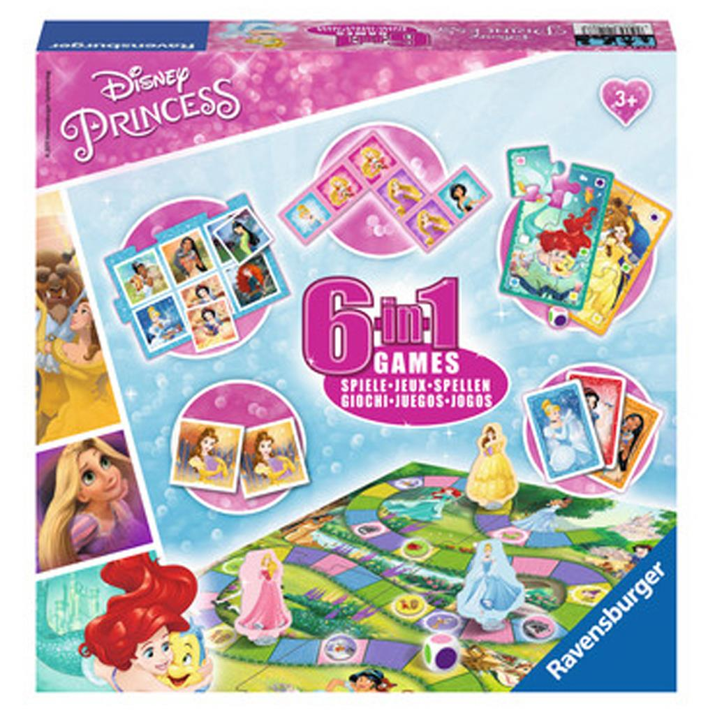 SPEL PRINCESS 6 IN 1