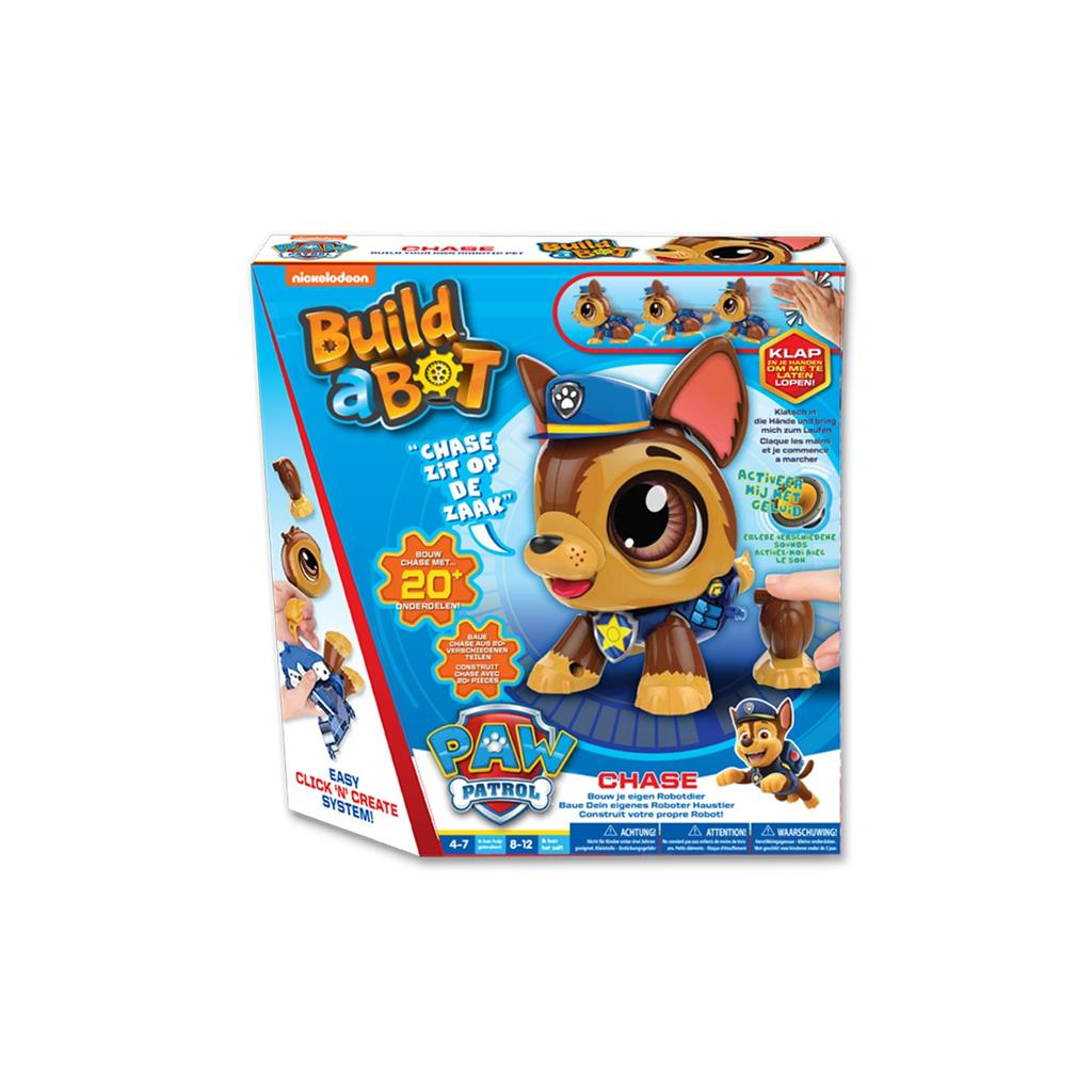 BUILD A BOT PAW PATROL