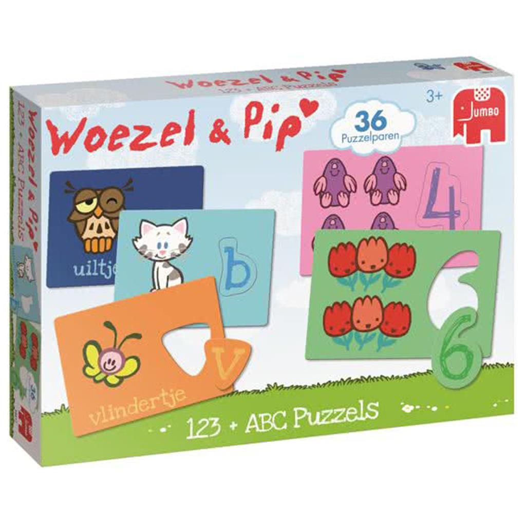 W&P PUZ ABC +123