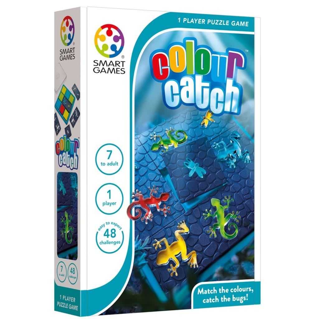 SMART GAMES COLOUR MATCH