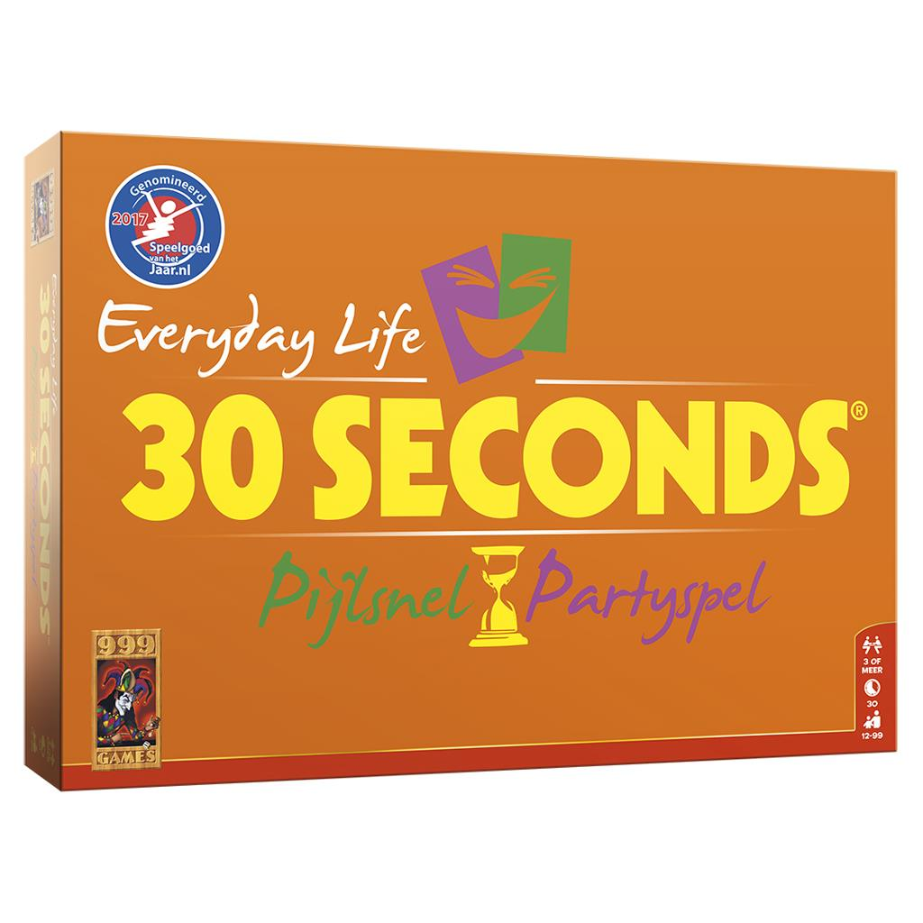 SPEL 30 SECONDS EVERYDAY