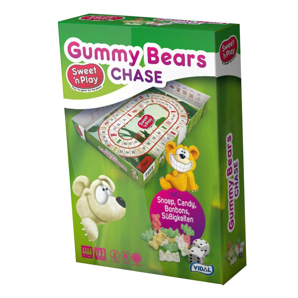 SPEL SWEET GUMMY BEARS