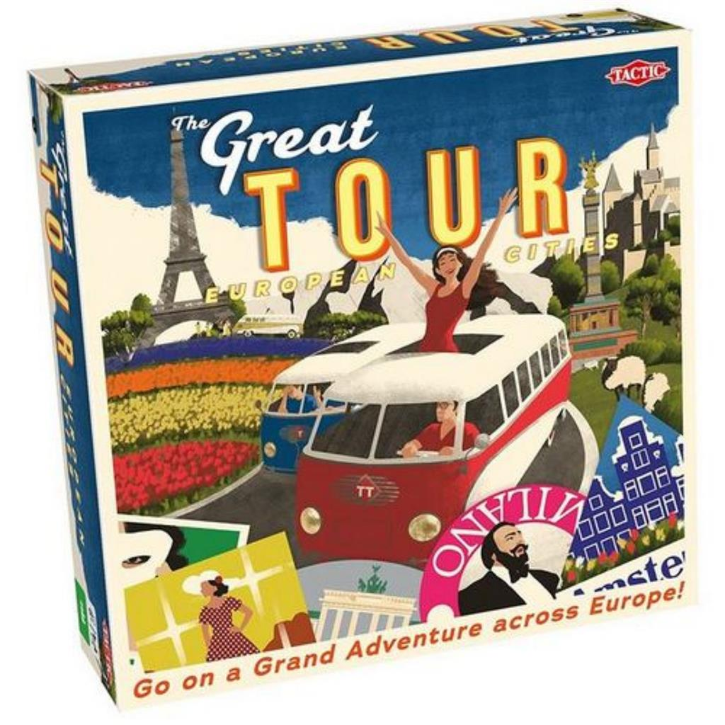 SPEL THE GREAT TOUR