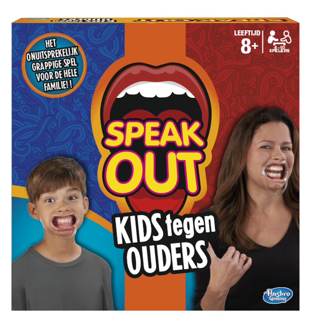 SPEL SPEAK OUT KIDS VS PARENTS