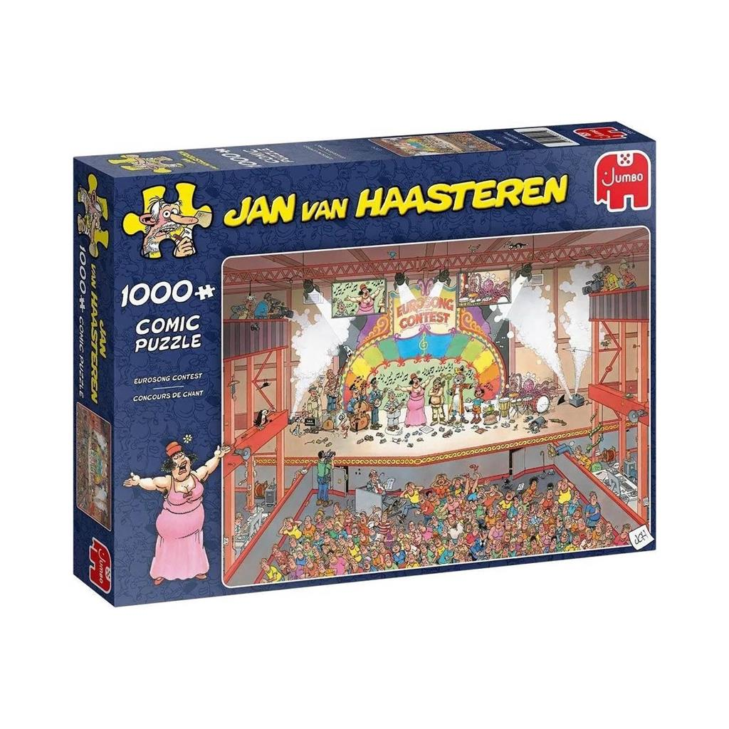 JV H PUZZEL 1000 SONGFESTIVAL