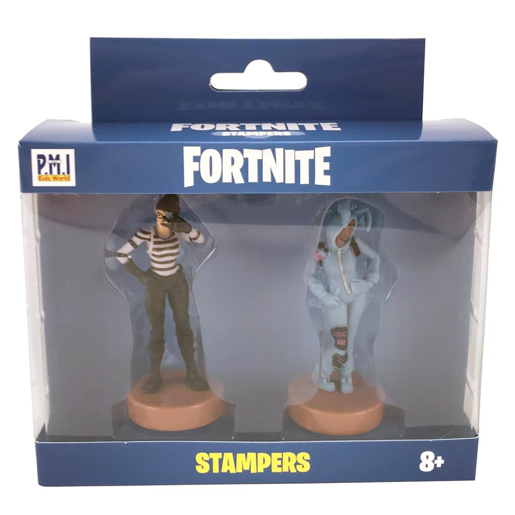 FORTNITE FIGUUR MET STEMPEL ASS