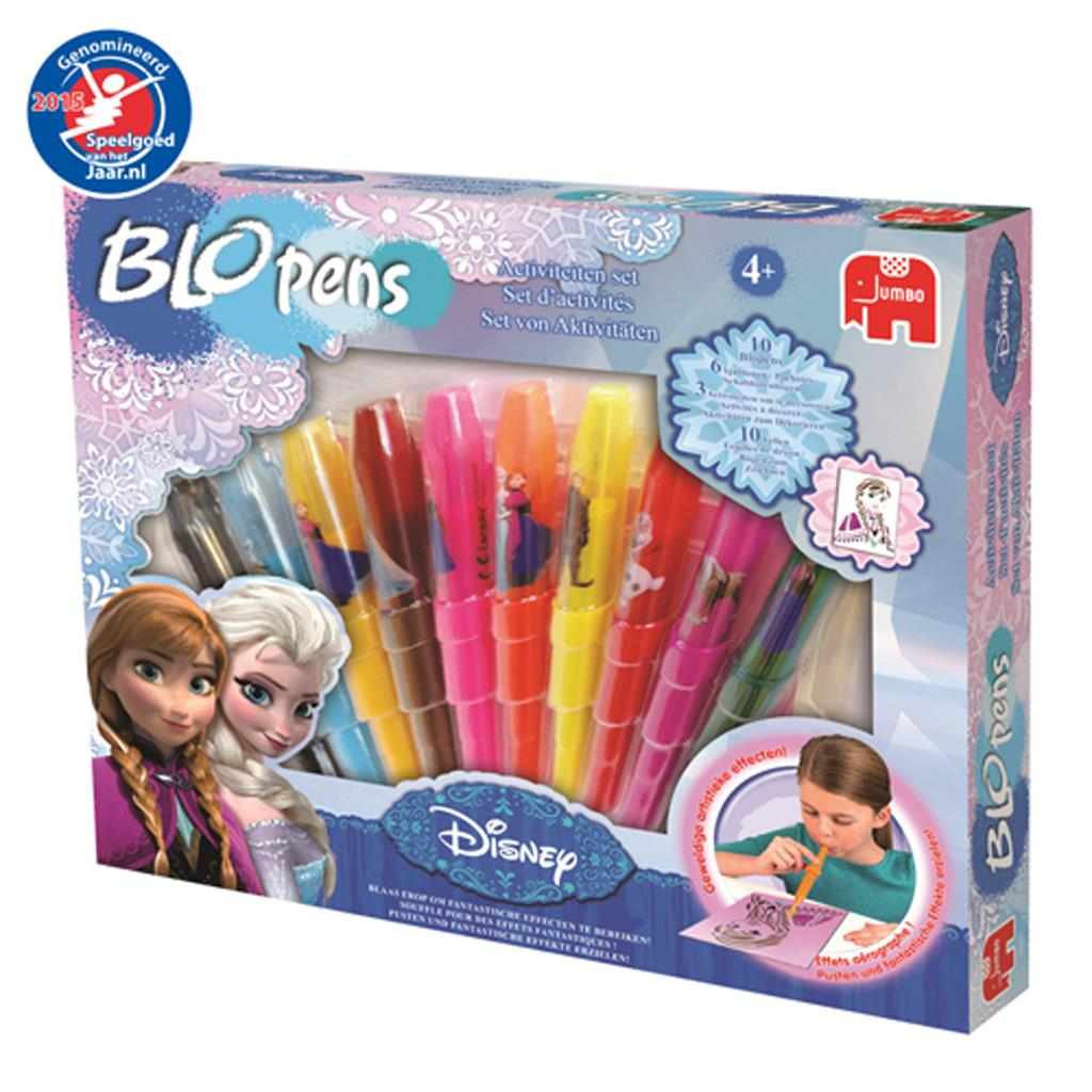 BLOPENS ACTIVITY SET FROZEN