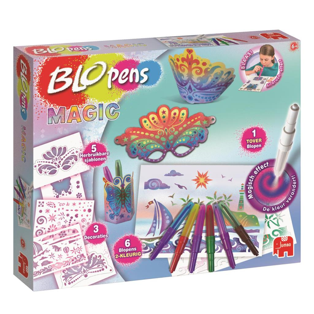 BLOPENS WORKSHOP MAGIC