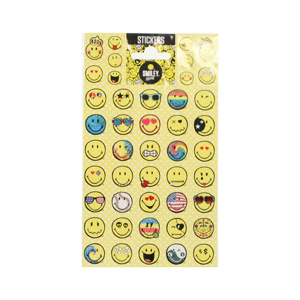 STICKERS SMILEY 1 TWINKLE