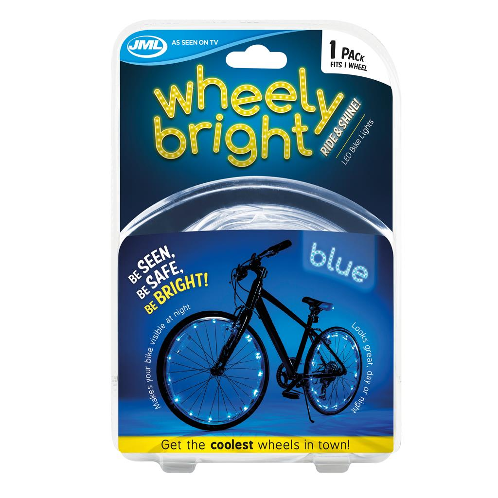 WHEELY BRIGHT BLUE 1 ST