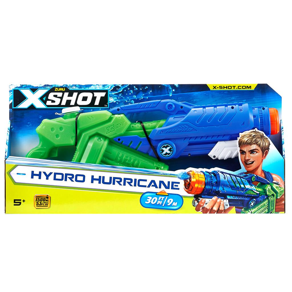 WATERPISTOOL XSHOT HURRICANE