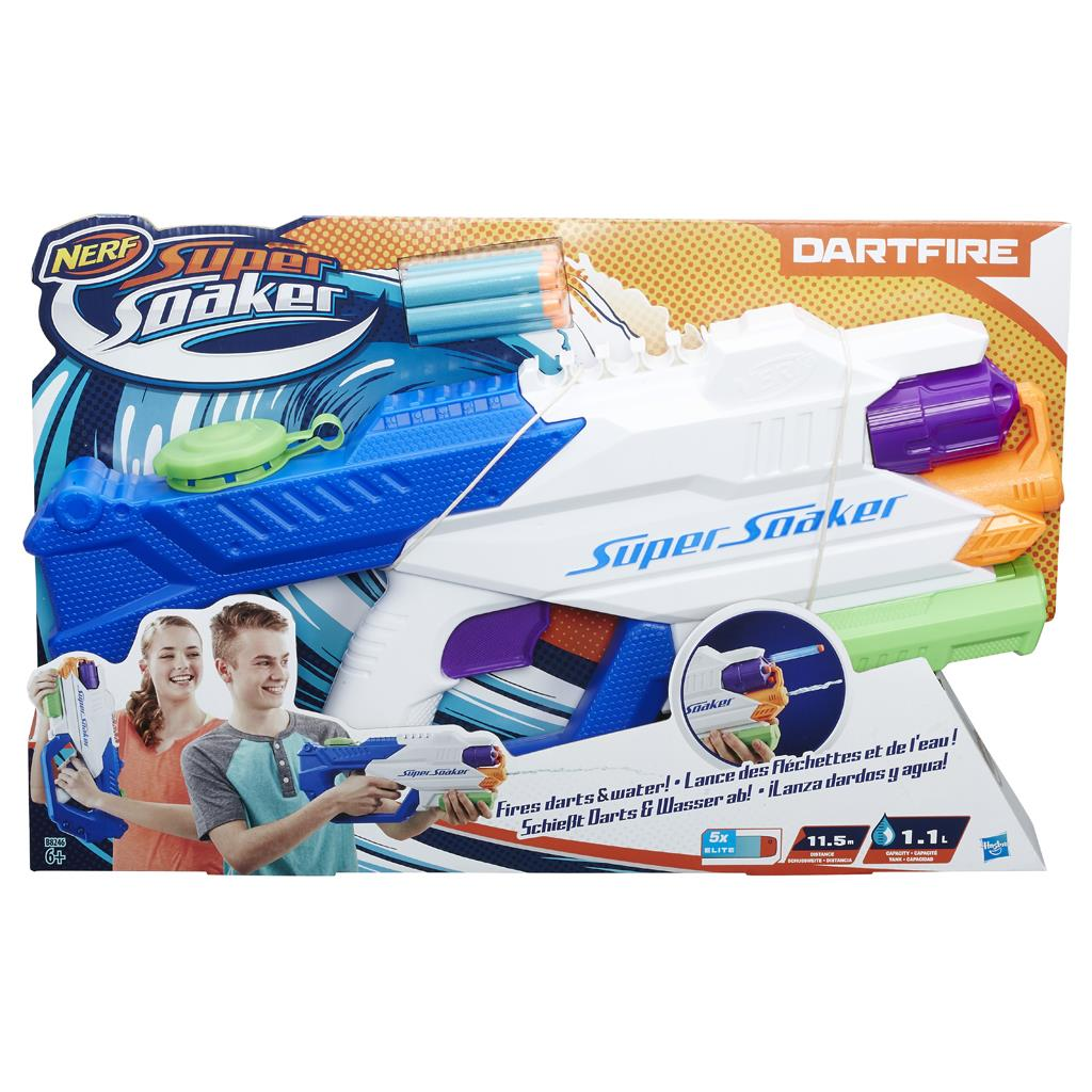 SUPERSOAKER DARTRIFE