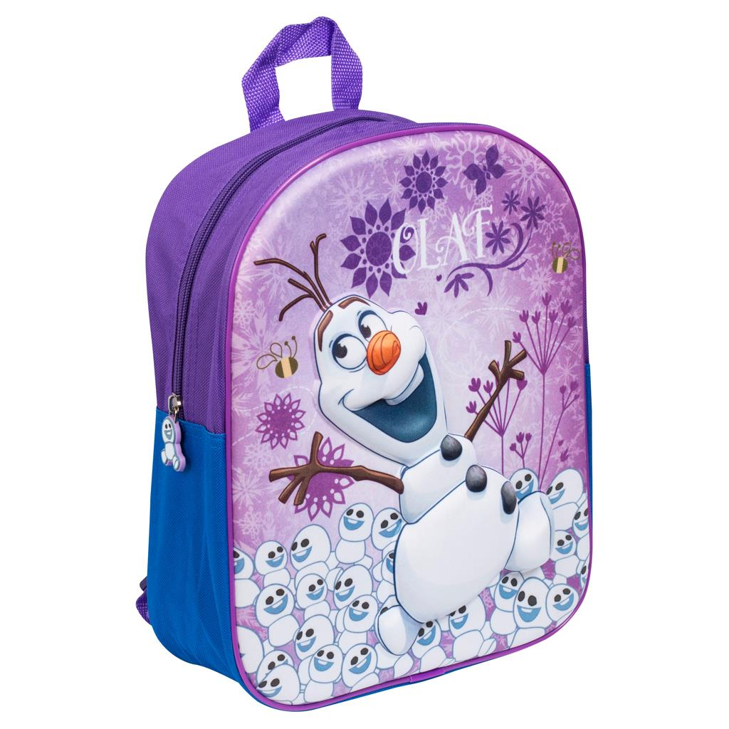 FROZEN RUGZAK OLAF 3D JUNIOR
