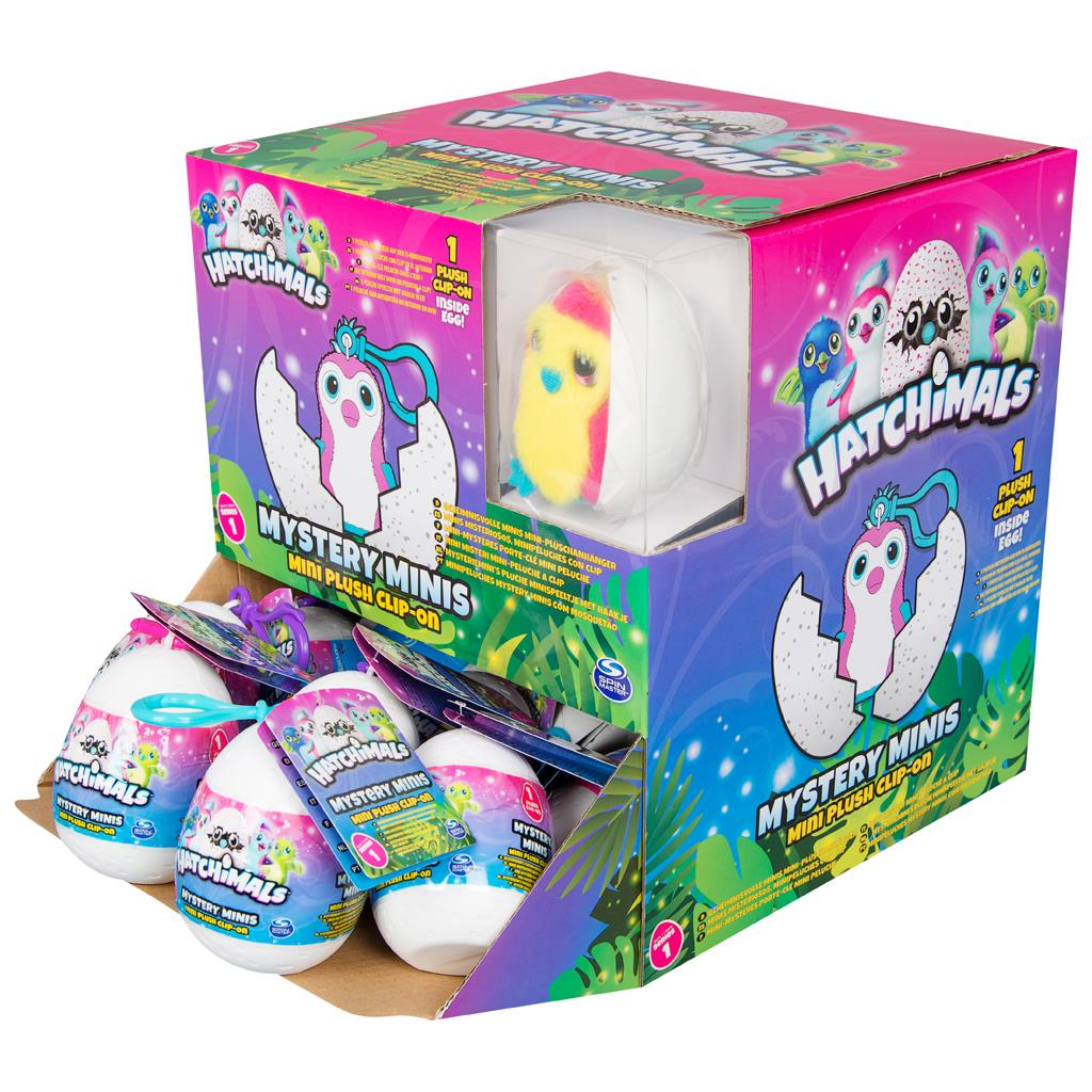 HATCHIMALS SL. H. EI KLEIN
