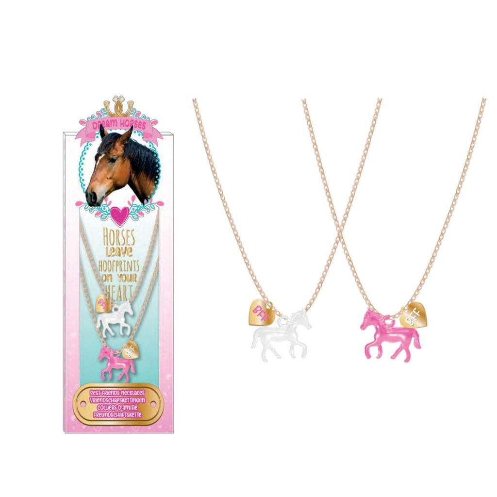 DREAMHORSE BEST FRIENDS FOREVER KETTING