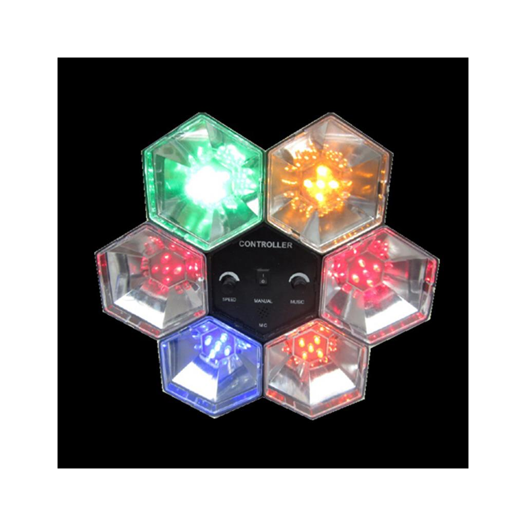 PARTYBOX LED 6 LAMP