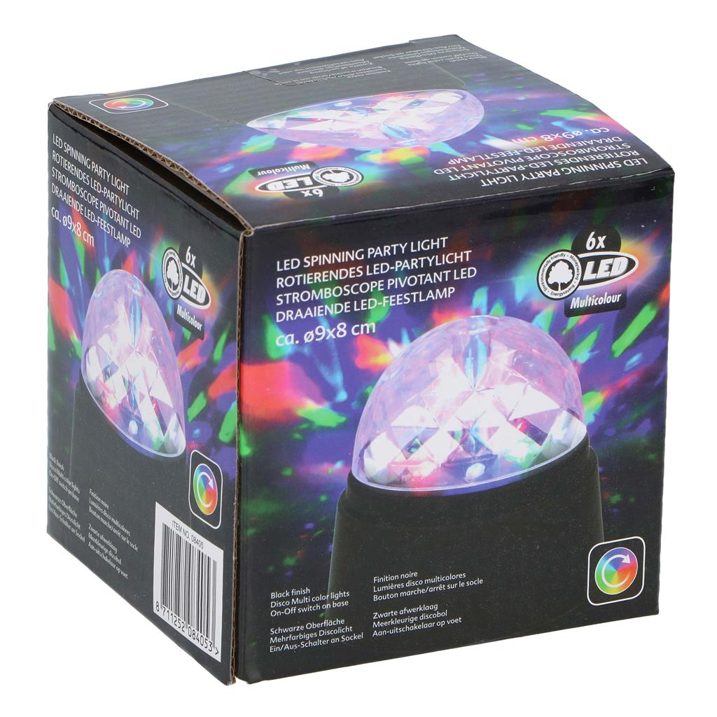 DISCO PARTY LICHT LED