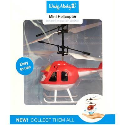 WM HELICOPTER ROOD