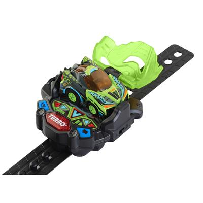 VTECH DIGIART TURBO FORCE GREEN RACER