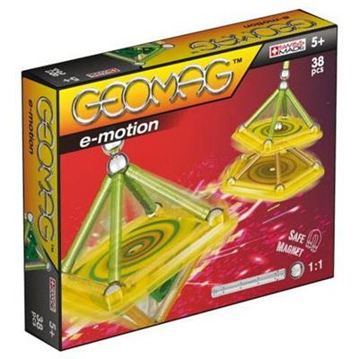 GEOMAG E-MOTION POWER SPIN 38 PCS