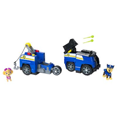 PAW PATROL SPLIT SECOND CHASE