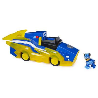 PAW PATROL MIGHTY PUPS CHARGED UP HOVERCRAFT CHASE