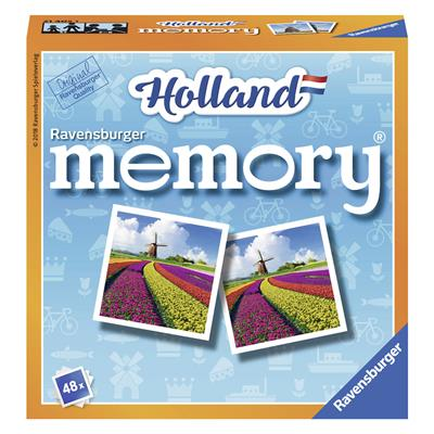 SPEL MEMORY HOLLAND